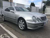 Mercedes-Benz CLK 230 K