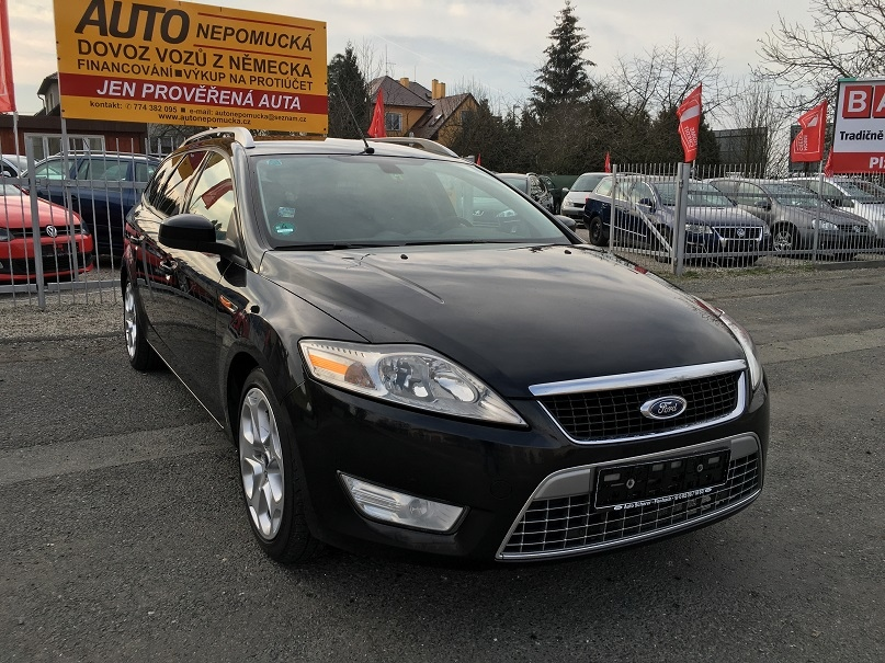 Ford Mondeo 2.0TDCi/96kW
