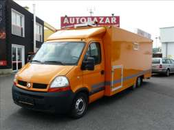 Renault Master 2.5 dCi  CAMION PIZZA