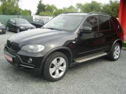 BMW X5 3.0 D 1maj.ČR,TV,panorama,serv