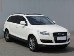 Audi Q7 Quattro 3.0 TDi, ČR, AT