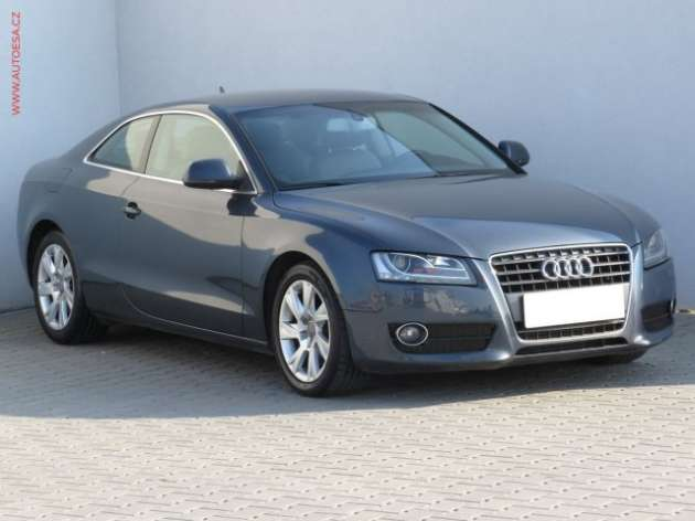 Audi A5 Quattro 2.0 T, AT, xenon