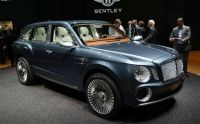 Video Bentley EXP 9 F